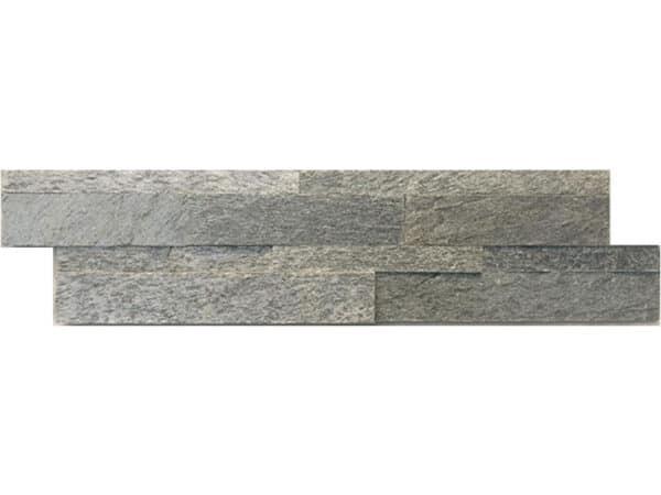 Natural slate split face river tiles