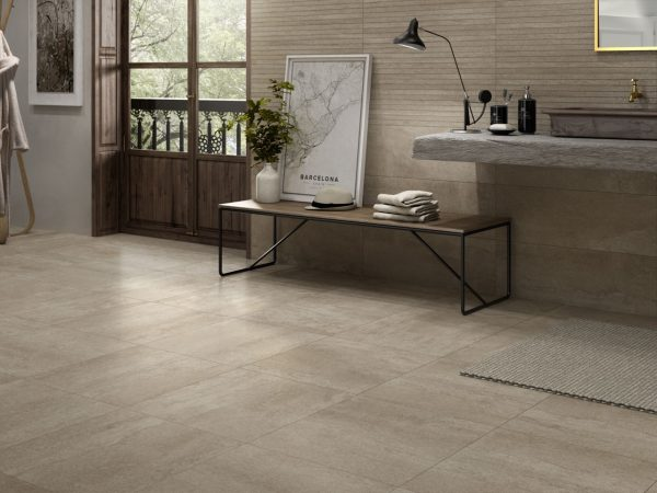 Luna Porcelain Floor Tiles