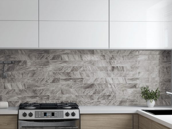 Marmo Marble Effect Kitchen Wall Tiles
