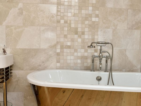 Milan Polished Marble Bathroom Wall Tiles