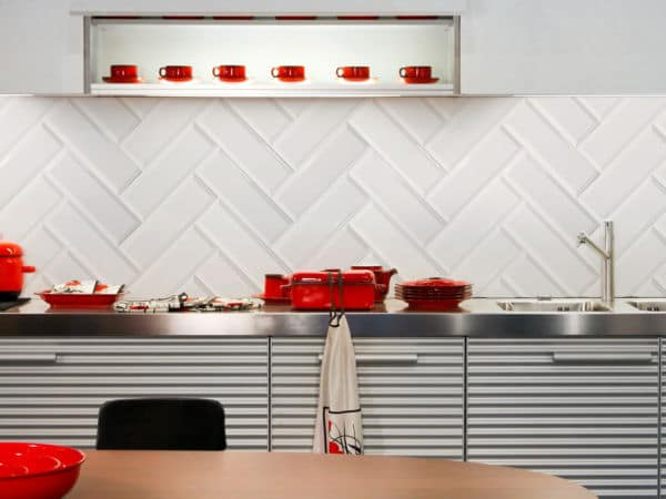 Ranch Kitchen Wall Tiles
