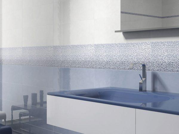 Ripple Bathroom Wall Tiles