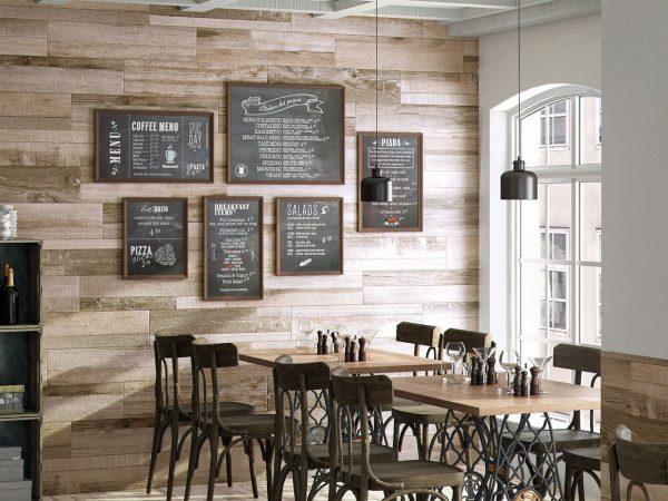 Timber Bathroom Wall Tiles