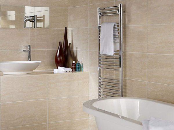 Travertine Bathroom Wall Tiles
