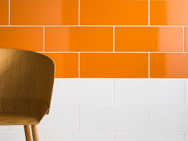 Johnsons Vivid Brick Wall Tiles