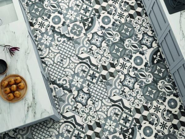 Wiltshire Bathroom Floor Tiles